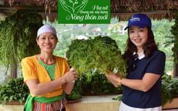 Thăm trang trại rau rừng hữu cơ ở ngoại thành Hà Nội