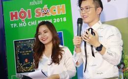 """Nhà văn """"triệu bản"""" Anh Khang khuấy động Hội sách Sài Gòn"""