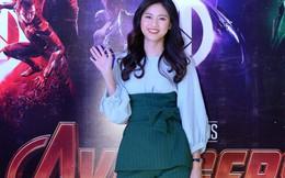 3 Á hậu Thụy Vân, Linh Chi, Thanh Tú tụ hội xem phim 'bom tấn' Avengers