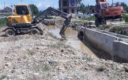 Nghệ An: Lo ngại chất lượng công trình thủy lợi hơn chục tỷ đồng