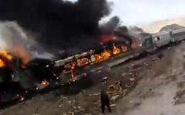 2 tàu hỏa đâm nhau, ít nhất 44 người thiệt mạng