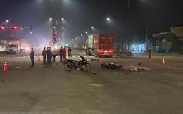 Quảng Trị: Xe máy va chạm với xe đầu kéo, 1 phụ nữ tử vong tại chỗ