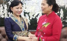 Tăng cường tình đoàn kết đặc biệt giữa Hội LHPN hai nước Việt-Lào