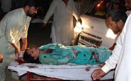 Nạn nhân khủng bố Pakistan: Hầu hết phụ nữ, trẻ em