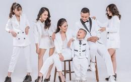 Bí quyết 'sống chung với con chồng' của vợ nhạc sĩ Tú Dưa