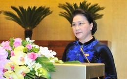 Chủ tịch Quốc hội kêu gọi chung tay khắc phục hậu quả thiên tai