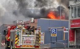 Chợ người Việt ở Úc bị cháy trước Giáng sinh, tiểu thương lao đao