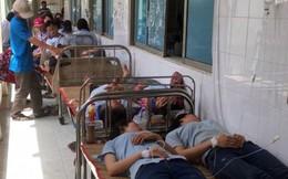 Bình Dương: Hàng chục công nhân nhập viện vì hít phải thuốc diệt mối