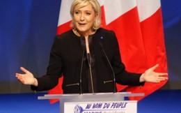 Bị tố đạo văn, bà Le Pen vẫn tự tin tranh cử Tổng thống Pháp