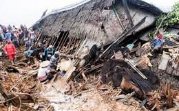 Lở đất nghiêm trọng ngay trước thềm năm mới 2019 tại Indonesia
