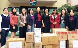 Hội LHPN quận Long Biên ủng hộ Mottainai 2019