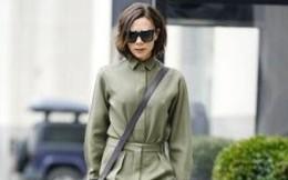 Không quá khó để phối đồ sành điệu như Victoria Beckham