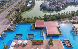 Bể bơi vô cực trên không: 'Độc nhất vô nhị' tại Vinhomes Riverside