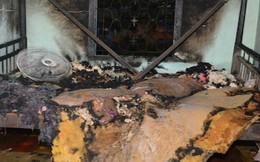 Thanh niên cuồng ghen phóng hỏa khiến 3 người bỏng nặng
