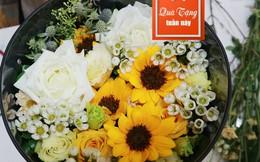 Món quà hoa lạ mắt cho Ngày Phụ nữ Việt Nam 20/10