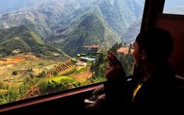 Tàu hỏa leo núi đẹp mê ly thế này thì có lý gì lại không đi Fansipan