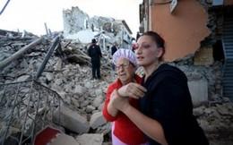 Động đất ở Italia, 38 người thiệt mạng