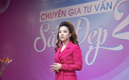 Diễn giả Đào Minh Châu 'bật mí' cách trở thành Chuyên gia tư vấn sắc đẹp