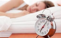 Thoát khỏi rối loạn giấc ngủ kinh niên mà không cần dùng thuốc