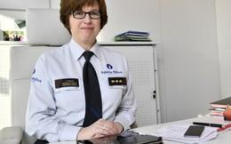 Nữ giám đốc đầu tiên của Cơ quan cảnh sát châu Âu