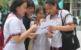 TPHCM công bố điểm chuẩn trường chuyên vào lớp 10