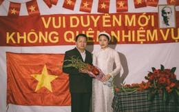 Sốt với bộ ảnh tái hiện lễ cưới Việt Nam suốt 100 năm
