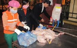 Liên tiếp nhiều vụ vi phạm an toàn thực phẩm dịp cuối năm