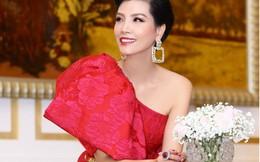 Cựu siêu mẫu Vũ Cẩm Nhung gợi ý chọn đầm diện Tết