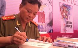 Nhà văn Nguyễn Hồng Thái kính trọng các cây bút nữ