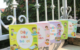 Dạy con tự lập với bộ sách kĩ năng sống bằng phương pháp Montessori