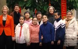 Thông điệp hòa nhập dịp Tết của các nữ đại sứ G4 tại Việt Nam