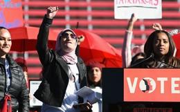 Cuộc bầu cử giữa kỳ ở Mỹ: Nữ chính trị gia đảng Dân chủ chiếm thế thượng phong