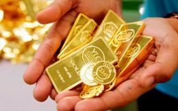 Phiên sáng nay, giá vàng trong nước giảm đến 100.000 đồng/lượng