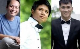 3 'soái ca' khiến người phụ nữ của họ hạnh phúc nhất showbiz Việt