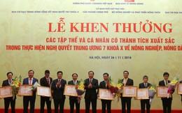 Agribanknhận bằng khen của Thủ tướng về thành tích 'Tam nông'