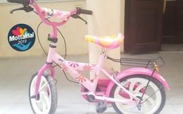 Xe đạp cho bé 3-4 tuổi giá khởi điểm 119k