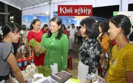 Nhiều hoạt động thiết thực tại Ngày hội Phụ nữ khởi nghiệp miền Trung - Tây Nguyên