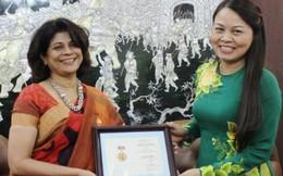 Nâng cao năng lực cho phụ nữ Việt trong tham chính