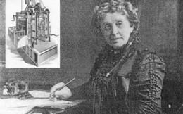 Máy rửa bát ra đời từ người phụ nữ mê gốm sứ