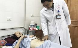 Bóc tách thành công khối u nặng 4kg cho cụ bà 101 tuổi