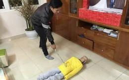 Thêm tội danh cho ông bố cùng dì ghẻ hành hạ con trai 10 tuổi