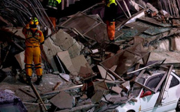 Việt Nam mở đường dây nóng hỗ trợ công dân sau vụ động đất ở Đài Loan