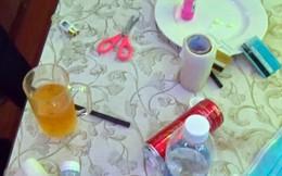 6 nữ, 13 nam thuê phòng tại homestay mở 'tiệc ma túy'