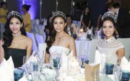 Tân Hoa hậu Hoàn vũ H'hen Niê cùng các sao hội ngộ tại dạ tiệc