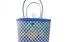 Giỏ xách nhựa: Xu hướng thời trang mới