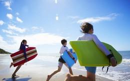 5 kinh nghiệm phòng tránh sự cố cho cả gia đình khi đi du lịch biển dịp lễ 30/4