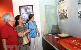 Khai mạc trưng bày về 'Hồ Chí Minh - Chân dung một con người'