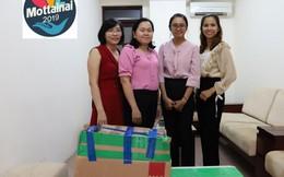 Hội LHPN phường Thuận Giao (Thuận An, Bình Dương) ủng hộ Mottainai 2019