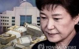 Phong tỏa tài sản của bà Park Geun-hye