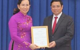 Bộ Chính trị điều động bà Lê Thị Thủy giữ chức Bí thư Tỉnh ủy Hà Nam